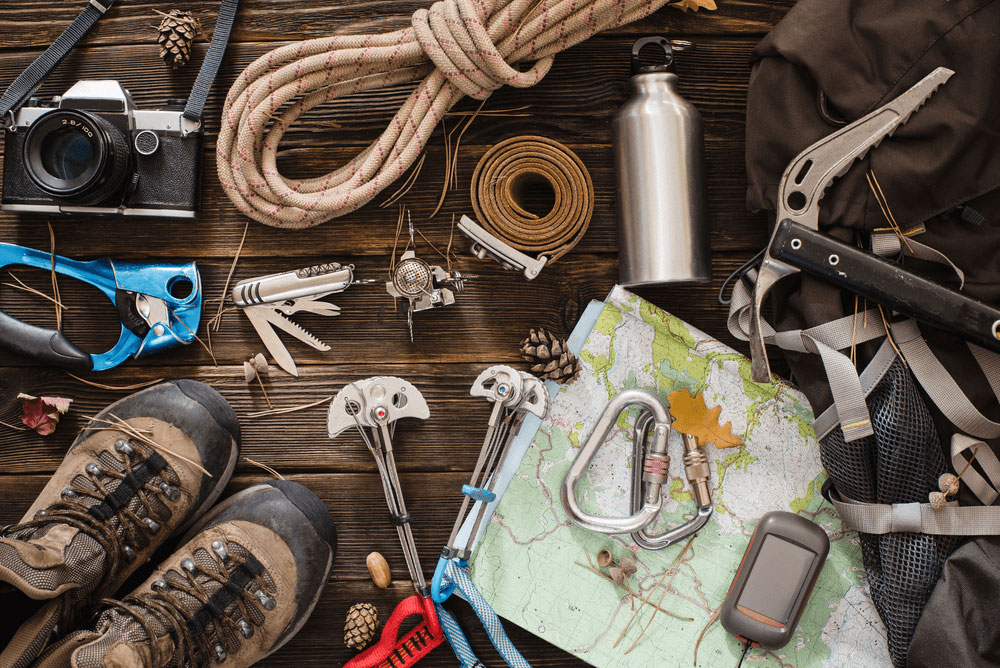 how to start hiking and backpacking