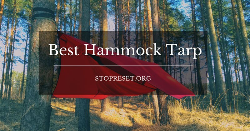 Best Hammock Tarp