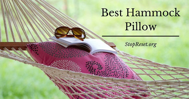 Best Hammock Pillow