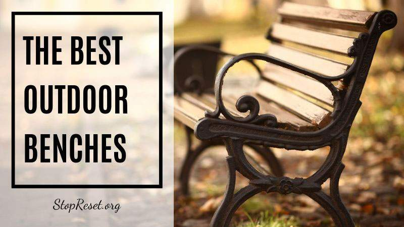 Excellent 8 Of The Best Outdoor Benches For Your Patio Terrace And Garden Lamtechconsult Wood Chair Design Ideas Lamtechconsultcom
