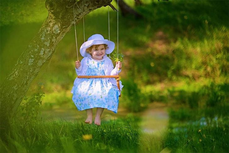 best tree swing for baby