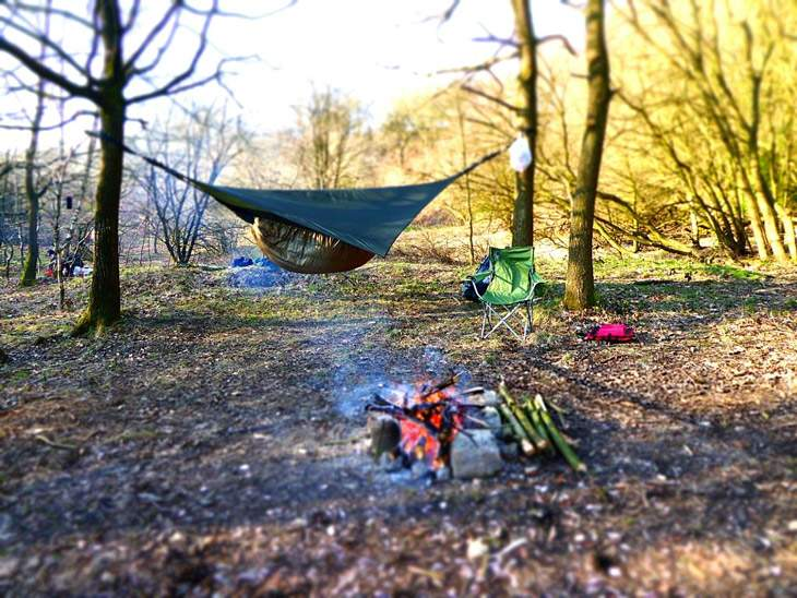 best foldable hammock with canopy