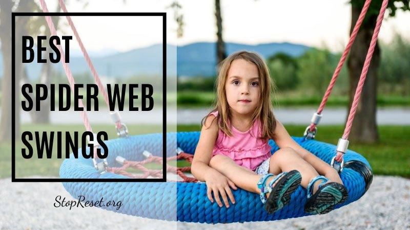 best spider web swings
