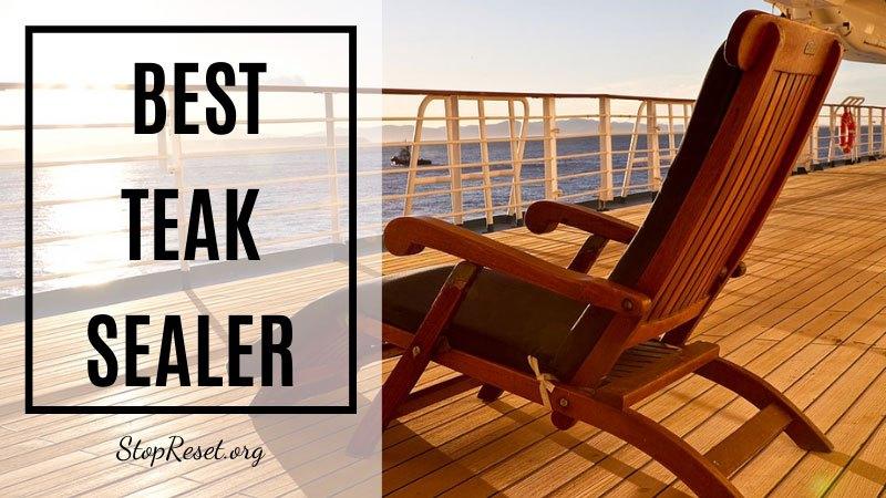 best teak sealer