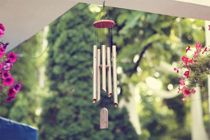 best wind chimes for outdoors