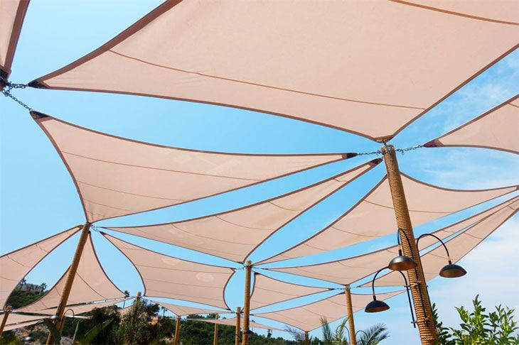 best shade sails for patios